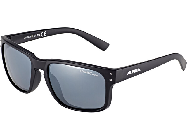Alpina Kosmic Glasses black matt